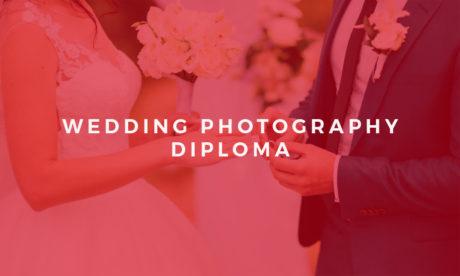 Wedding Photography Diploma Online