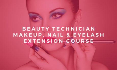 Beauty Technician: Makeup, Nail & Eyelash