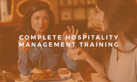 Complete Hospitality Management Training with Restaurant Management & Food Catering