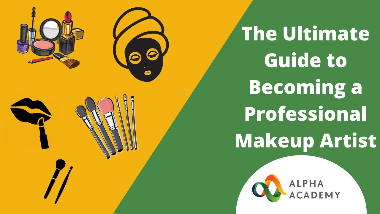 makeup tools icons how to become professional makeup artist