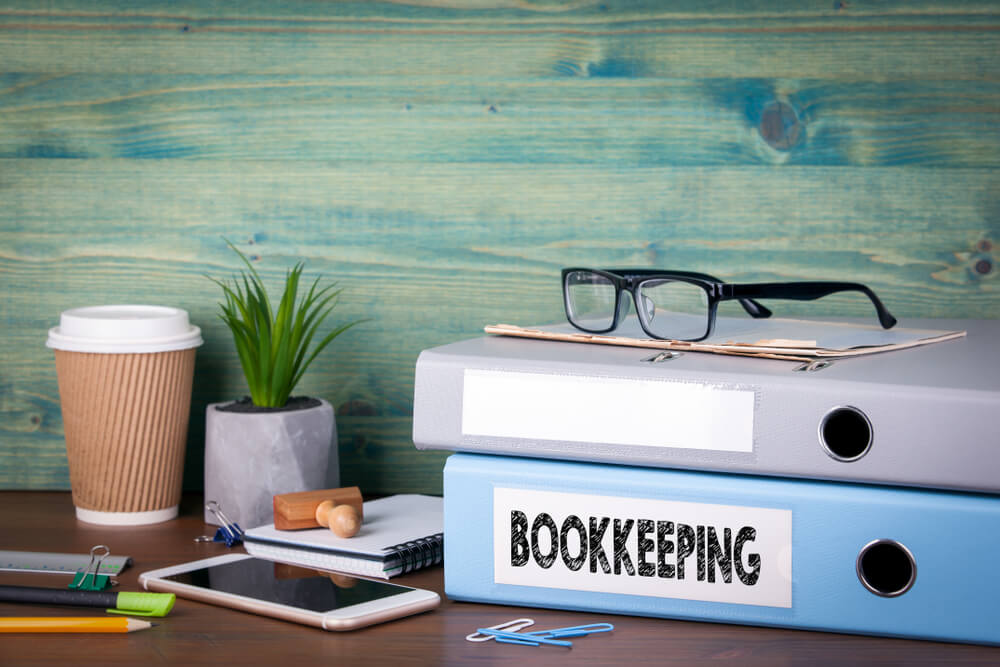 Traditional bookkeeping files
