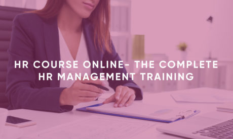 HR Course Online- The Complete HR Management Training