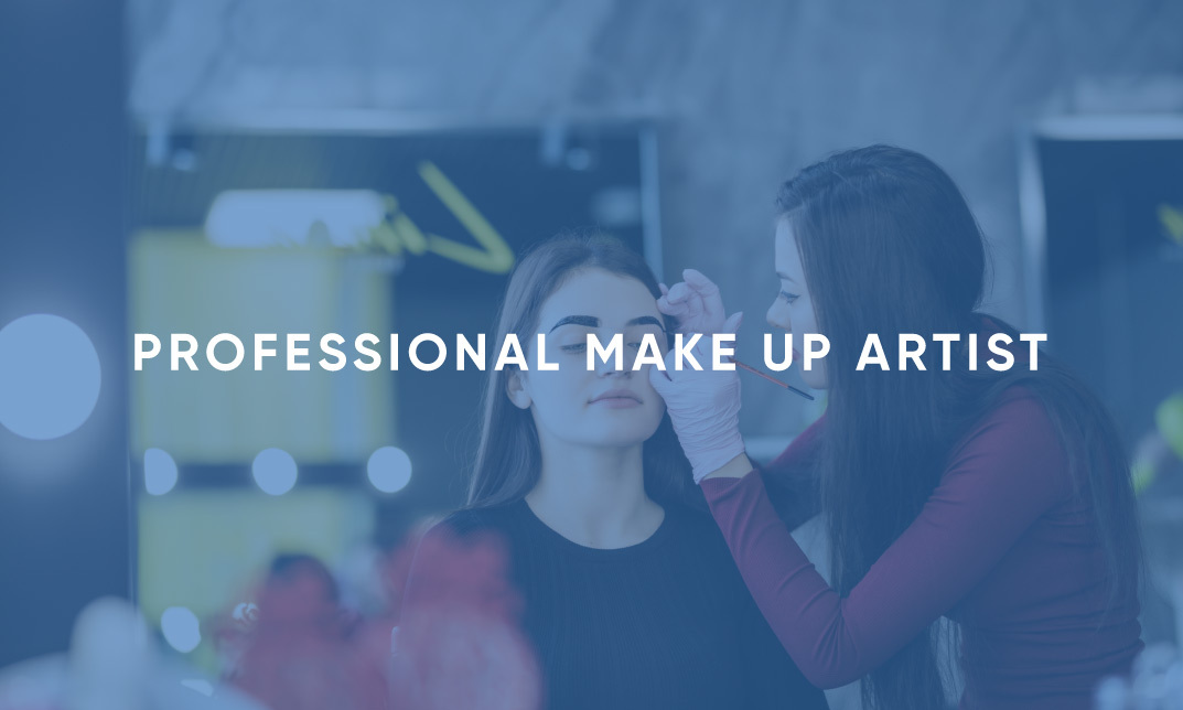 Professional Make Up Artist